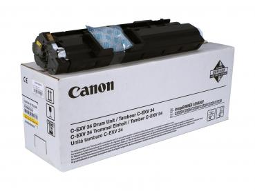 Genuine Drum Unit Typ: C-EXV34 yellow for Canon imageRUNNER: iR C2020 / iR C2030 / iR C2220 / iR C2225 / iR C2230